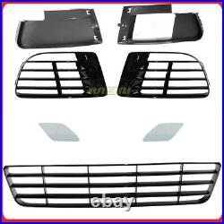 10 11 12 13 14 VW Golf GTI MK6 R20 Euro Style Front Bumper Cover with Daytime LED
