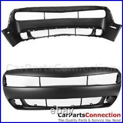 2015-2020 Challenger SRT Models HC Style Front Bumper Cover Sport Bolt-on PP