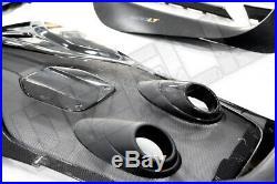 600LT style Conversion kit upgrade for McLaren 540C 570S Dry Carbon Fiber Fibre