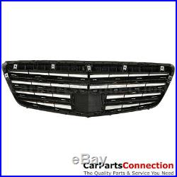 AMG Style Front Bumper w Grille Complete S Class W221 2007-2013 Fascia Body Kit