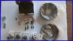 BRAKE UPGRADE FRONT conversion kit 7 austin a30 a35 TO 8 MORRIS MINOR no disc