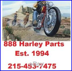 Bolt-on 200 mm UPGrade Conversion Kit by FBI Fat Tire Baggers Harley FL 1996-99