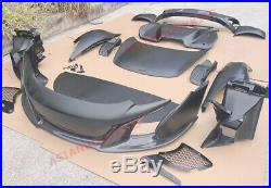 CONVERSION BODY KIT for McLaren MP4 UPGRADE to 650S Front Bumper Rear Bumper