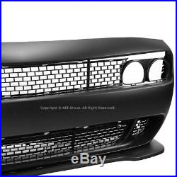 Challenger 2015-2020 SRT Models HC Style Front Bumper Cover Hellcat Complete Set