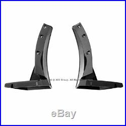 Chevy Corvette 2014-2016 Front Splitter Extension Kit C7 Z06 Stage 2 to 3 ABS