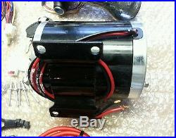 Cruzin Cooler Upgrades-Super 48v or 48 Volt 1000 Watt Conversion Kit-LOOK