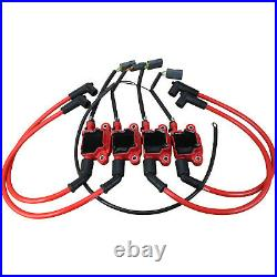 Dragon Fire High Performance LS Ignition Coil Conversion Kit for Mazda RX-8 1.3