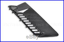 For 14-19 Corvette C7 Z06 GM Factory CARBON FIBER Bumper Side Fender Grille Vent