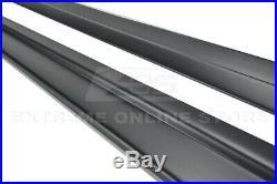 For 90-97 Mazda Miata MX-5 NA JDM FD Style Side Skirt Rocker Panels Extension