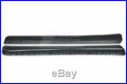 For 90-97 Mazda Miata NA JDM FEED Style PRIMER BLACK Side Skirts Panel Extension