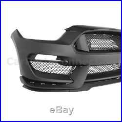 Front Bumper For Ford Mustang 2015-2017 Front Bumper Conversion Kit GT350 Style