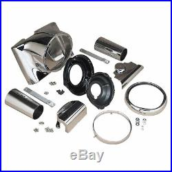 Harley Fat Boy Headlight Housing Conversion Kit VTwin Upgrade Heritage To New Y1