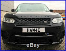 Hawke Body Kit for Range Rover Sport L494 SVR Style Conversion Upgrade UK Stock
