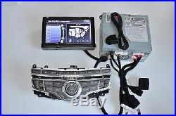 INFINITI QX60 QX35 OEM Navigation upgrade conversion kit GCC maps NAVI
