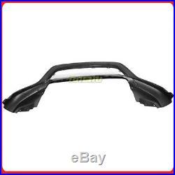 JDM Style Front Lower Bumper Valance 3 Pcs For Honda CR-V CRV 15-16 Garnish Trim