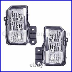 LED Fog Light Replacement Kit For Subaru Forester 2019-2020+ Sport Touring