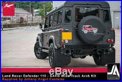 Land Rover Defender 110 KAHN Wide Track Arch Kit Body Kit Conversion Upgrade