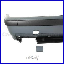 M3 Style Rear Bumper Cover Impact Strip Diffuser Kit For BMW 3 Series 92-98 E36