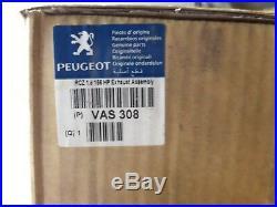 New Genuine Peugeot Rcz 1.6 Thp 156bhp Quad Exhaust Conversion Upgrade Kit