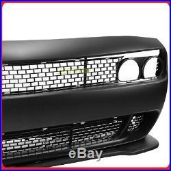SRT Models HC Style Front Bumper Cover Full Set 2015-2020 Challenger Hellcat