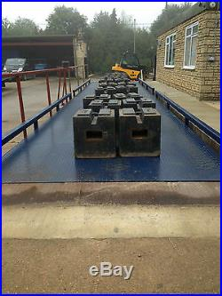 Weighbridge upgrade/repair/conversion kit 4 loadcells & junction/corner board